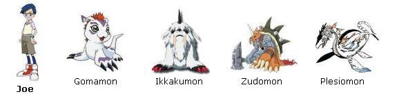 digimon gomamon evolution - photo #8